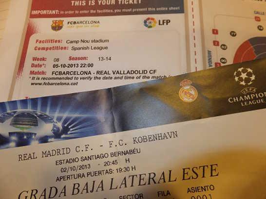 マドリードバルセロナチケット_スペイン旅行準備_ある日本人観光客のスペイン旅行記