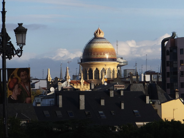 スペイン広場教会00_2日目2マドリード王宮_ある日本人観光客のスペイン旅行記