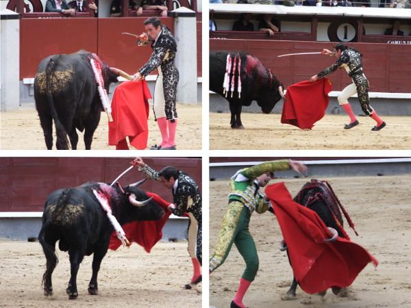 マタドール02_2日目4ラスベンタス闘牛場_ある日本人観光客のスペイン旅行記