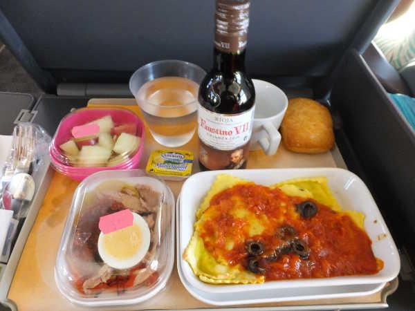 renfe食事00_4-1renfe_ある日本人観光客のスペイン旅行記