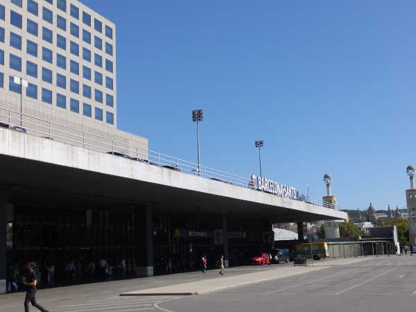 サンツ駅00_4-1バルセロナ_ある日本人観光客のスペイン旅行記