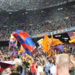 Day4-6 FCバルセロナの本拠地!カンプ・ノウでの試合観戦
