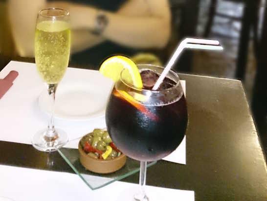 jamonyvino02カヴァサングリア_バルセロナ5-3ある日本人観光客のスペイン旅行記