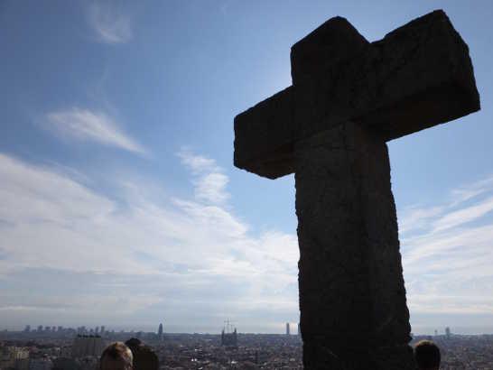 グエル公園07_バルセロナ5-1ある日本人観光客のスペイン旅行記