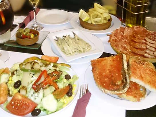 jamonyvino01スペイン料理_バルセロナ5-3ある日本人観光客のスペイン旅行記