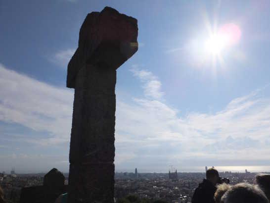 グエル公園09_バルセロナ5-1ある日本人観光客のスペイン旅行記