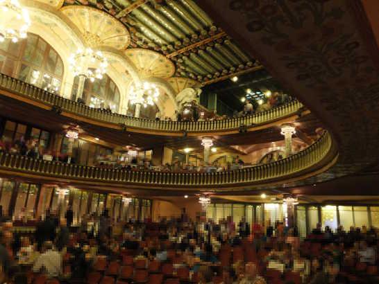 カタルーニャ音楽堂03_バルセロナ5-7ある日本人観光客のスペイン旅行記