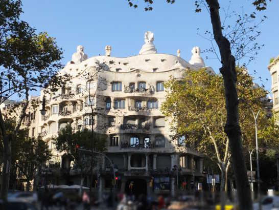 カサミラ00_バルセロナ_ある日本人観光客のスペイン旅行記