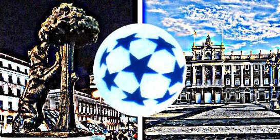 アトレティコ対レアル00_サッカーチャンピオンズリーグ_ある日本人観光客のスペイン旅行記