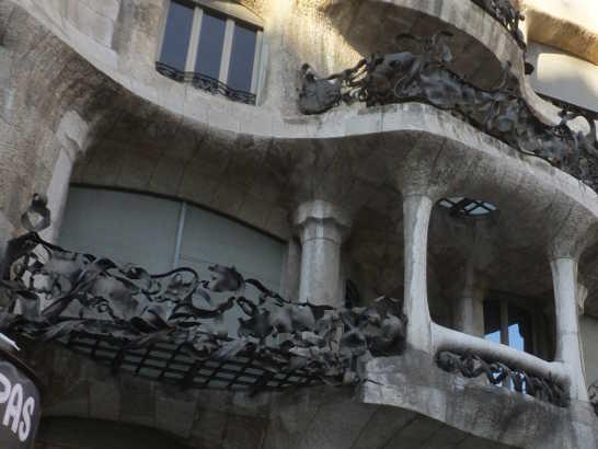 カサミラ01_バルセロナ_ある日本人観光客のスペイン旅行記