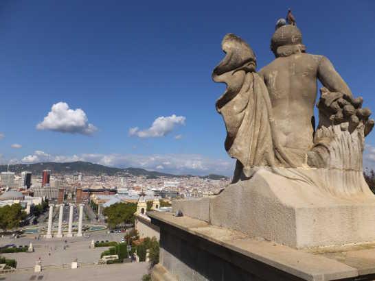 カタルーニャ美術館04_バルセロナ_ある日本人観光客のスペイン旅行記