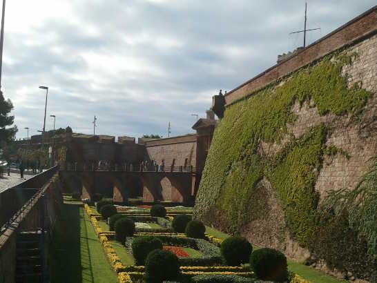 モンジェイク城09_バルセロナ_ある日本人観光客のスペイン旅行記