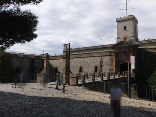 モンジェイク城00_バルセロナ_ある日本人観光客のスペイン旅行記