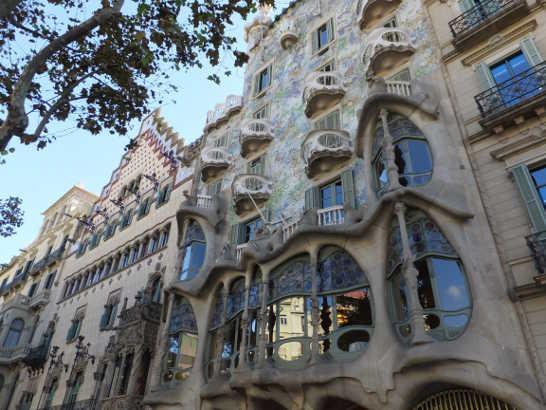 カサバトリョ01_バルセロナ_ある日本人観光客のスペイン旅行記
