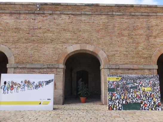 モンジェイク城15_バルセロナ_ある日本人観光客のスペイン旅行記