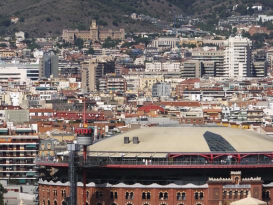 マジック噴水00_バルセロナ_ある日本人観光客のスペイン旅行記