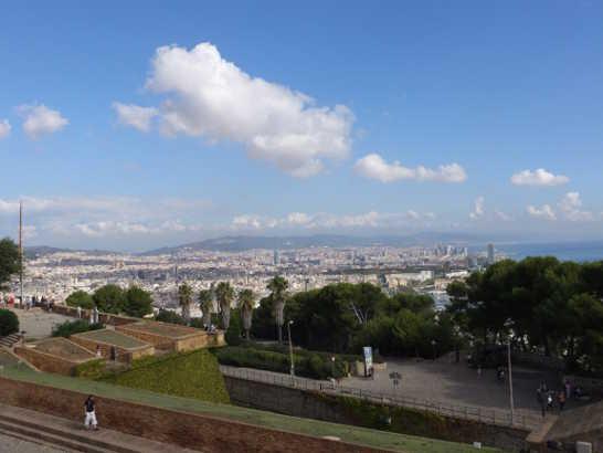 モンジェイク城12_バルセロナ_ある日本人観光客のスペイン旅行記