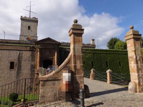モンジェイク城14_バルセロナ_ある日本人観光客のスペイン旅行記