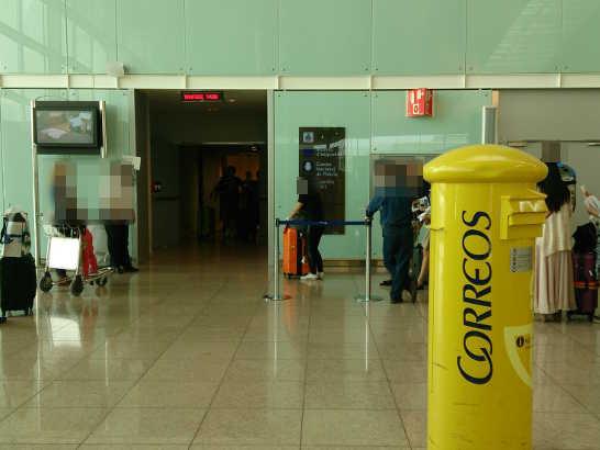 免税00_バルセロナエルプラット空港_ある日本人観光客のスペイン旅行記