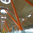 バラハス空港01_マドリード_スペイン旅行記2014