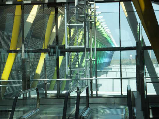 バラハス空港04_マドリード_スペイン旅行記2014