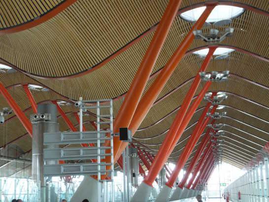 バラハス空港00_マドリード_スペイン旅行記2014