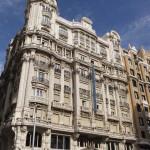 Day1-3 ホテル アトランティコ マドリードの魅力はグラン・ビア前の立地と?