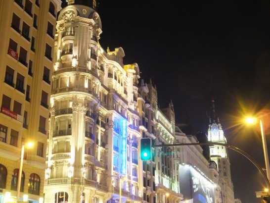 ホテルアトランティコ03_マドリード_スペイン旅行記2014