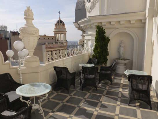ホテルアトランティコ09_マドリード_スペイン旅行記2014
