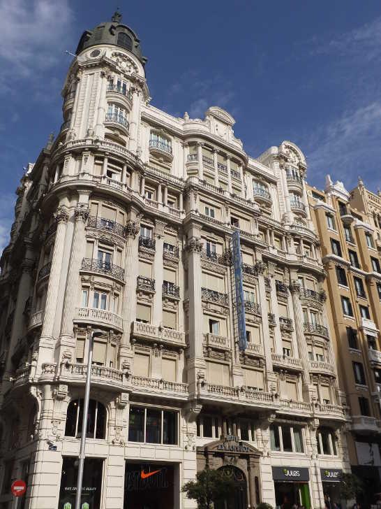ホテルアトランティコ01_マドリード_スペイン旅行記2014