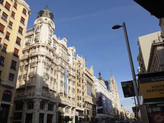 ホテルアトランティコ04_マドリード_スペイン旅行記2014