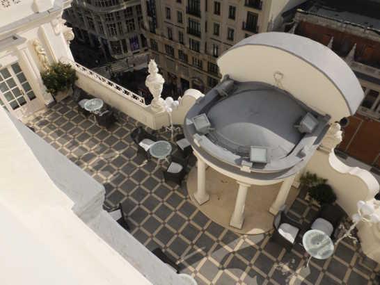 ホテルアトランティコ12_マドリード_スペイン旅行記2014