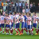 Day1-6 アトレティコ・マドリードのホームでリーガエスパニョーラ観戦