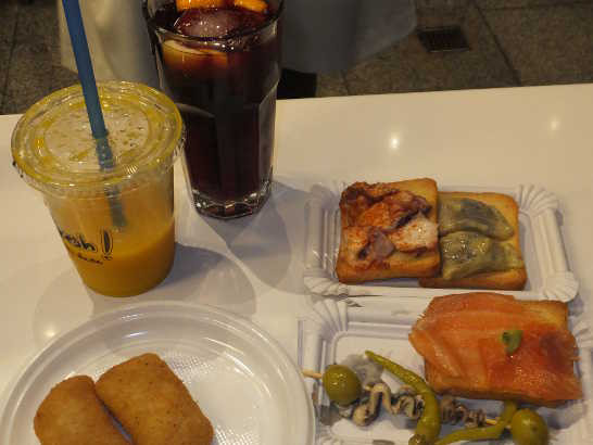 サンミゲル市場04_マドリード_スペイン旅行記2014
