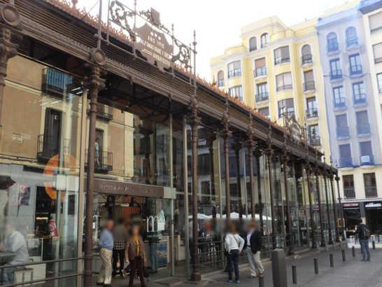 サンミゲル市場05_マドリード_スペイン旅行記2014