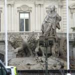 Day2-4 シベーレス広場!噴水はレアルマドリードの優勝パレード地
